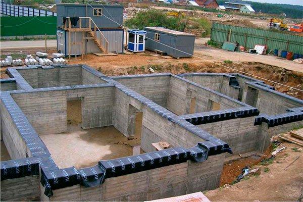 Строительство частного жилого дома своими руками