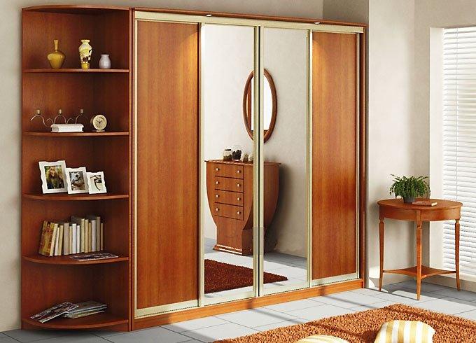 Каталог популярных моделей шкафов купе (фото) - Вариант 5