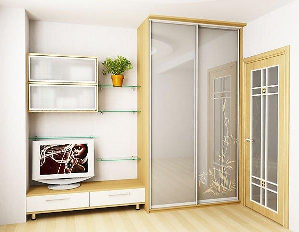Каталог популярных моделей шкафов купе (фото) - Вариант 8