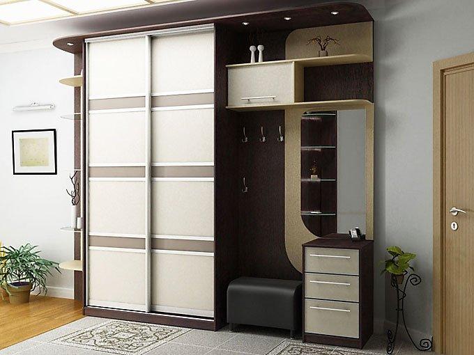 Каталог популярных моделей шкафов купе (фото) - Вариант 13