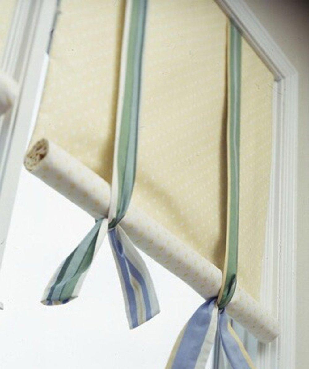 Ак изготовить шторы с люверсами