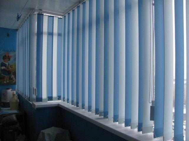 50 вариантов фото новинок штор для балкона - Вариант 27
