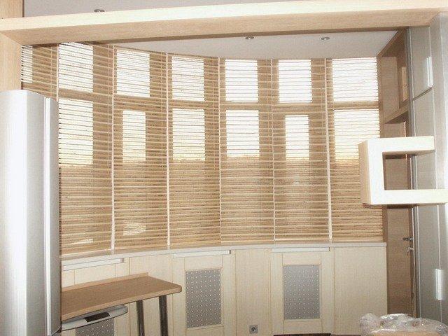 50 вариантов фото новинок штор для балкона - Вариант 21