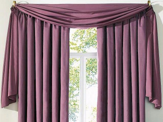 50 вариантов фото новинок штор для балкона - Вариант 25