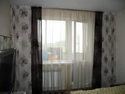 100 вариантов фото штор на люверсах - Вариант 61