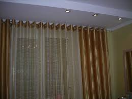 100 вариантов фото штор на люверсах - Вариант 63