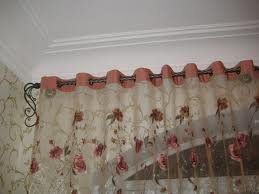 100 вариантов фото штор на люверсах - Вариант 72