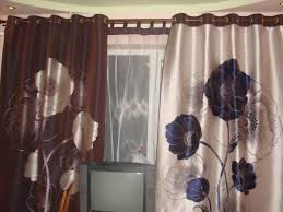 100 вариантов фото штор на люверсах - Вариант 86