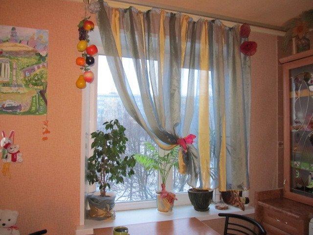 Фотогалерея новинок штор для кухни - Вариант 7