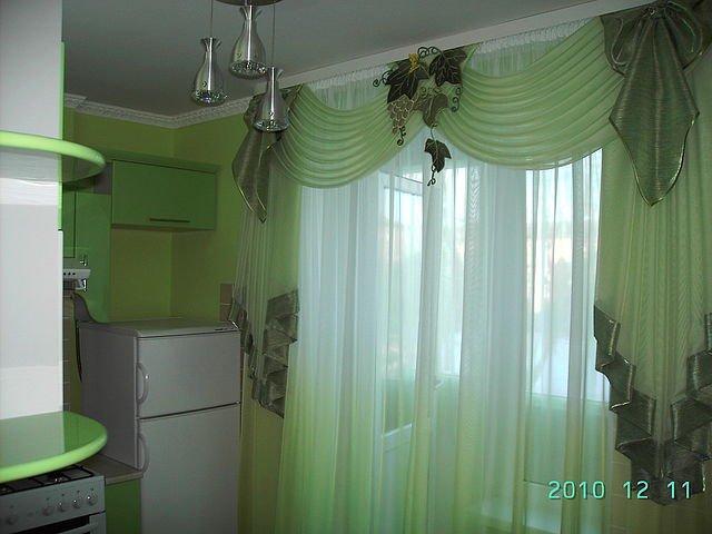 Фотогалерея новинок штор для кухни - Вариант 10
