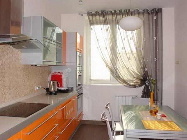 Фотогалерея новинок штор для кухни - Вариант 11